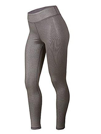 Soffe Juniors Slay Metallic Legging, Silver, Medium