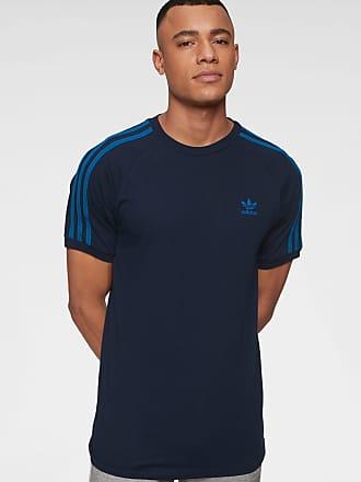 adidas Originals 3 Stripes Langarmshirt für Herren Grün