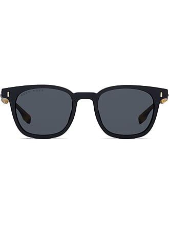 884bf7ddc58 HUGO BOSS square shaped sunglasses - Black