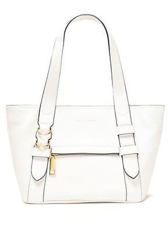 d2c612324ee7 Marc Jacobs Marc Jacobs Woman Embellished Leather Shoulder Bag Off-white  Size