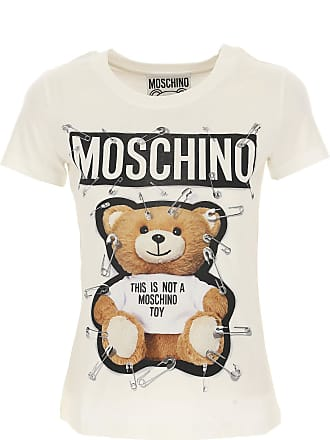 Magliette Moschino®  Acquista fino a −53%  6a74a793ffd