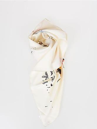 Dior 90x90cm Printed Silk Foulard size Unica