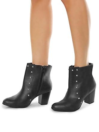 0dda37b58b Sapatos em Preto para Feminino por Via Marte®