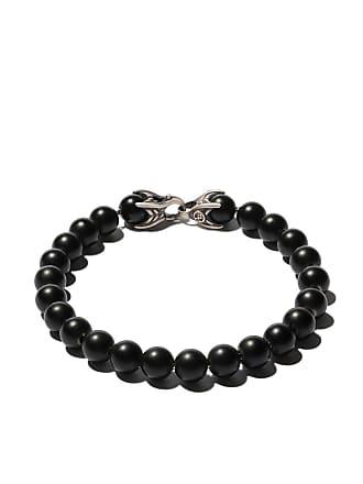 David Yurman Spiritual Beads black onyx bracelet - Ssbbo
