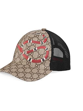 1a5da563234 Gucci Casquette Suprême GG à imprimé serpent