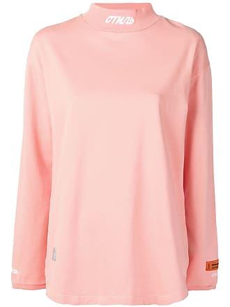 HPC Trading Co. Suéter mangas longas - Rosa