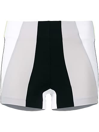 No Ka'Oi colour block shorts - Black
