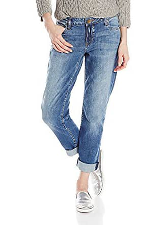 Kut from the Kloth Womens Catherine Boyfriend Jean, Fervent 0