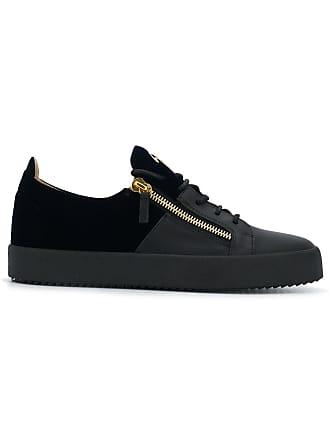 Giuseppe Zanotti Double low-top sneakers - Black