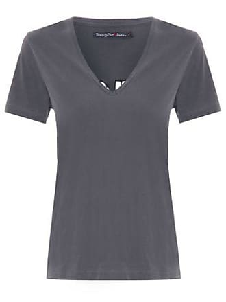 TWENTY FOUR SEVEN T-Shirt Non Stop Twenty Four Seven - Cinza