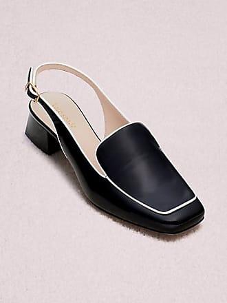 Kate Spade New York Sahiba Pumps, Black/White - Size 7