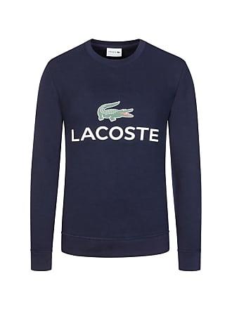 Lacoste Sweatshirt mit Logoprint in Marine für Herren 2195eeb8a0