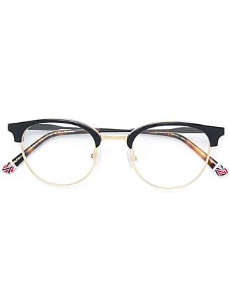 Etnia Barcelona Armação de óculos Shinjuku Wayfarer - Preto