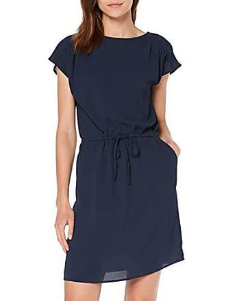 c640c8e69 Vero Moda Vmsasha Bali S s Short Dress Color Vestido Azul Navy Blazer