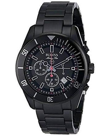 b6747462cb7 Bulova Relógio Bulova Masculino Ref  Wb31774p Marine Star