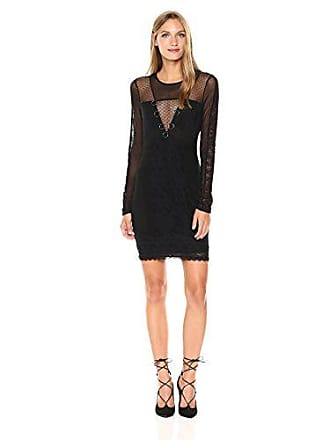 Guess Black Lace Dresses Now At Usd 6300 Stylight