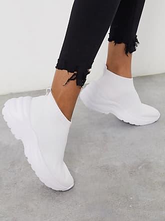 Bershka Weiße Sneaker