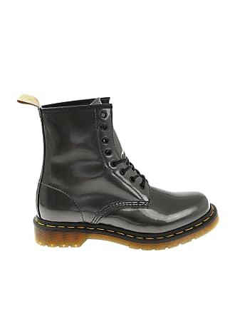Dr. Martens 1460 W Vegan Chrome ankle boots