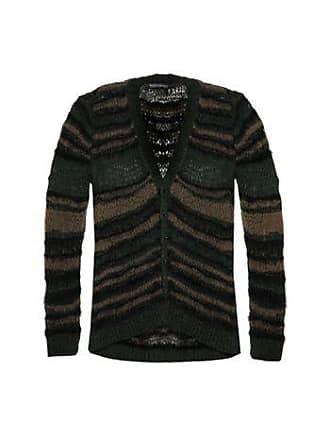 Bobstore Cardigã tricô utilitário BOBSTORE - verde