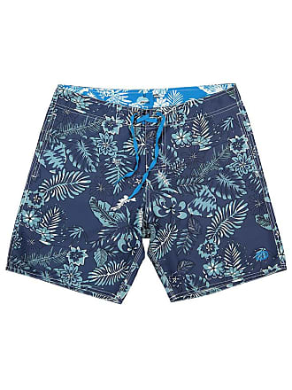 Panareha LANIKAI beach shorts blue   recycled PET