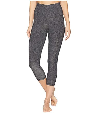 The North Face Motivation High-Rise Pocket Crop Pants (TNF Dark Grey Heather) Womens Casual Pants