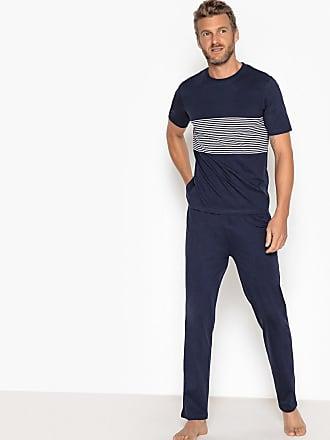 e48056c65eb La Redoute Collections Pyjama met strepen en korte mouwen