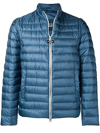 Herno padded jacket - Blue