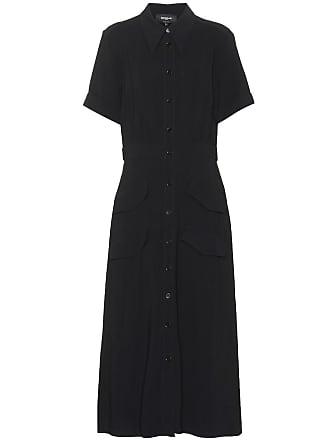 Rochas Jersey shirt dress