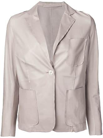 Salvatore Santoro single breasted blazer - Neutro