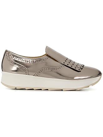 Geox Gendy sneakers - Metallic