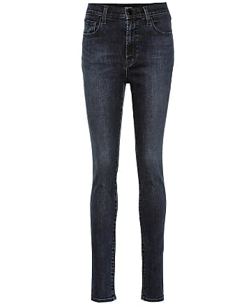 J Brand Carolina high-rise skinny jeans