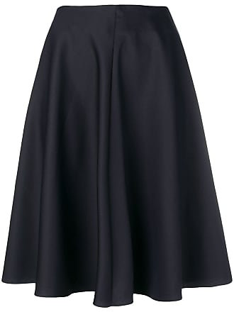Études Studio Steps flared skirt - Blue