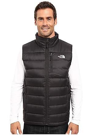 The North Face Aconcagua Vest (TNF Black) Mens Vest