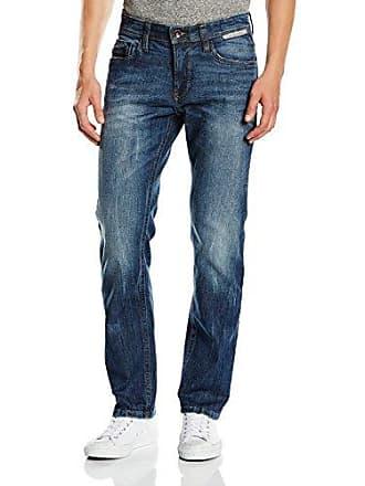 3df009aa8b Camel Active 2939 Jean pour Homme Coupe Slim - Bleu - W38/L32