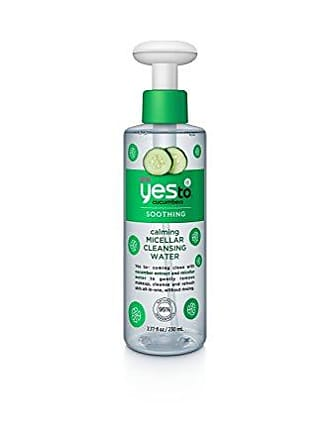 Yes To Yes to Cucumbers Calming Micellar Cleansing Water, 7.77 Fluid Ounce