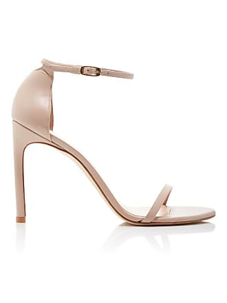 7454773b9f Nude Strappy Heeled Sandals: 10 Products & at USD $23.59+ | Stylight