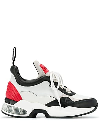 Karl Lagerfeld colour block sneakers - Black