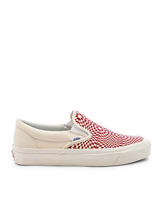 Vans Slip-On 98 in Red