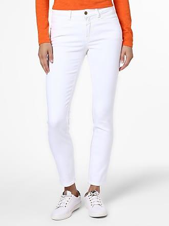 Cambio Damen Jeans - Parla weiss