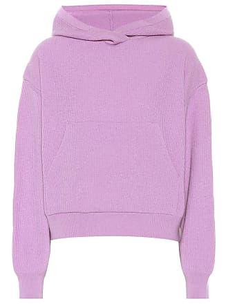 Nanushka Mog wool and cashmere blend hoodie