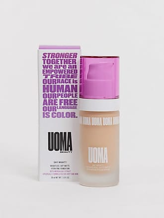 Uoma Beauty Beauty Say What?! Soft Matte Foundation White Pearl-Pink