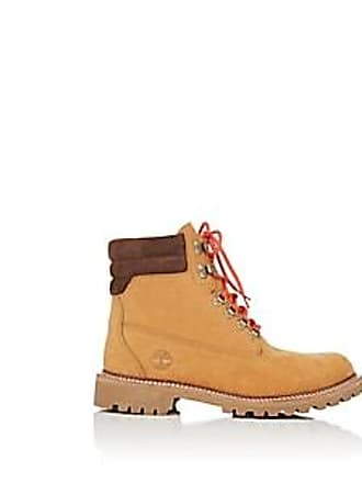 3c510e48960b Timberland Mens BNY Sole Series  Nubuck Lace-Up Boots - Lt. brown Size