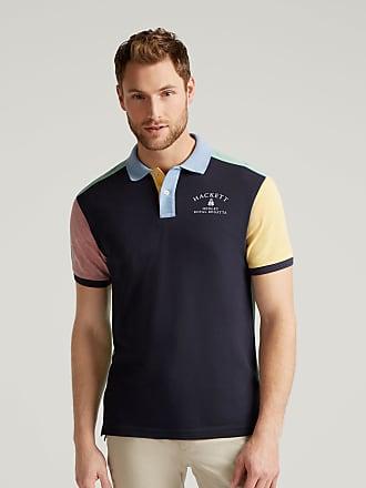 Henley Royal Regatta Mens Multi Colour Polo Cotton Shirt   Small   Navy