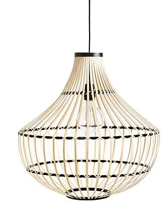 La Redoute Interieurs Lampenschirm Ilga, Bambus - BEIGE - LA REDOUTE INTERIEURS