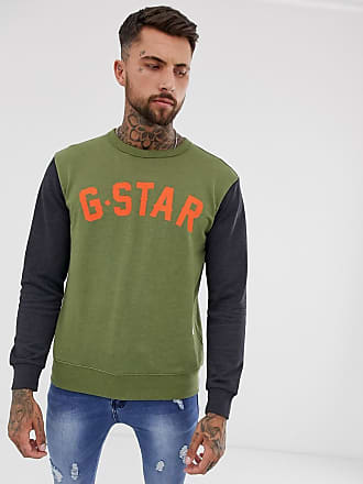 G-Star Halgen core logo swest - Green