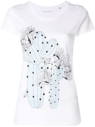 Ioana Ciolacu Camiseta Atacama - Branco