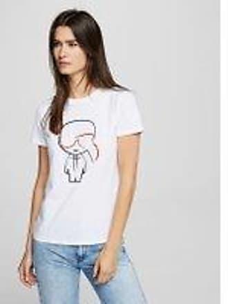 Karl Lagerfeld K/IKONIK OUTLINE T-SHIRT