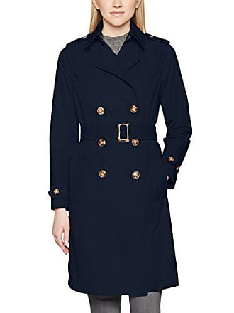 Benetton Trench Coat with Belt Giubbotto Donna f944f18d04d