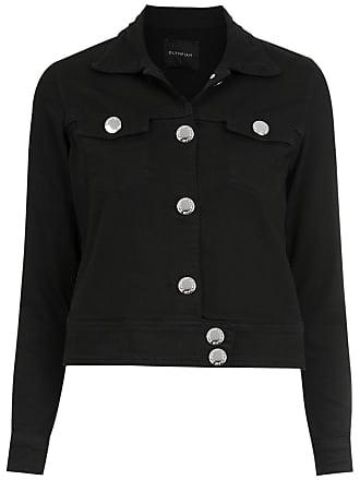OLYMPIAH Lima denim jacket - Black