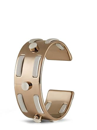 Tod's Cuff in Metal and Leather